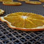 suszona pomarańcza